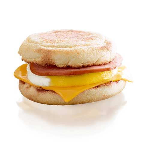100 Gram McDONALD'S Egg McMUFFIN